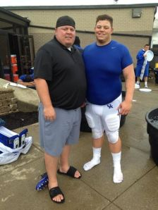 Jared Lorenzen is still HUGE
