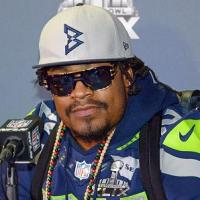 Uh, Marshawn Lynch made a movie that kinda looks like bad porn