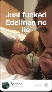 "Julian Edelman just got ""Tuckered"""