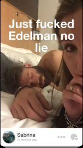 """Julian Edelman just got """"Tuckered"""""""
