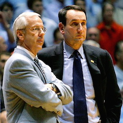 UNC-vs-Duke-Roy-Williams-vs-Coach-K