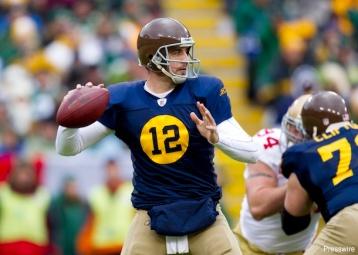 NFL: San Francisco 49ers at Green Bay Packers