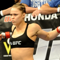 Ronda Rousey will break your arm