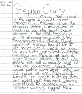 Reason #106 Why Steph Curry Is the Best Thing about the NBA Right Now