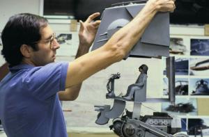 'Star Wars' behind the scenes (100)