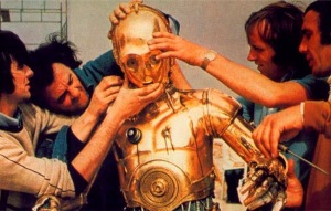'Star Wars' behind the scenes (11)
