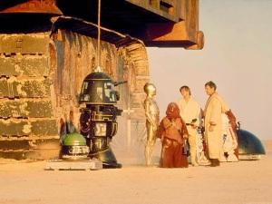 'Star Wars' behind the scenes (13)