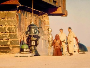 'Star Wars' behind the scenes (13)