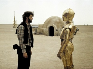 'Star Wars' behind the scenes (14)