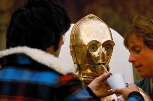 'Star Wars' behind the scenes (16)