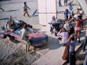 'Star Wars' behind the scenes (24)