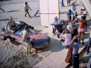 'Star Wars' behind the scenes (24)