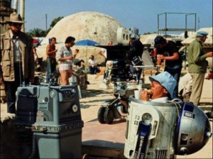 'Star Wars' behind the scenes (25)