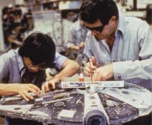'Star Wars' behind the scenes (32)