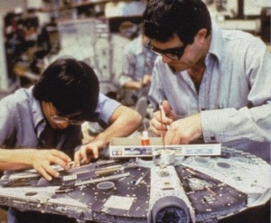 'Star Wars' behind the scenes (32)