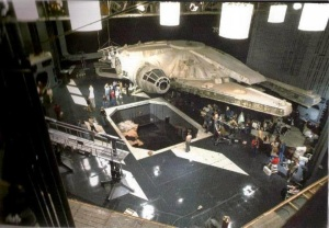'Star Wars' behind the scenes (35)