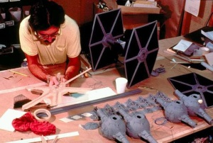'Star Wars' behind the scenes (39)