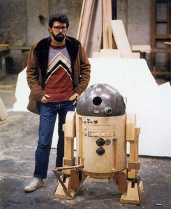 'Star Wars' behind the scenes (4)
