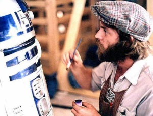 'Star Wars' behind the scenes (5)