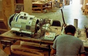 'Star Wars' behind the scenes (6)