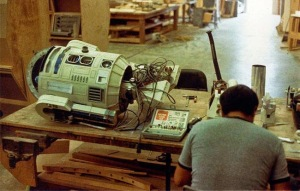 'Star Wars' behind the scenes (6)