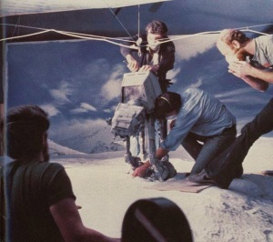 'Star Wars' behind the scenes (66)