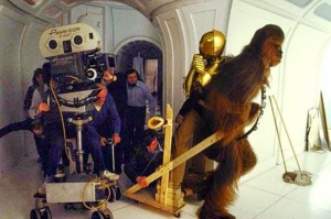 'Star Wars' behind the scenes (76)