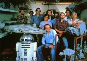 'Star Wars' behind the scenes (81)
