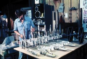 'Star Wars' behind the scenes (98)