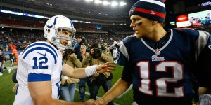 Indianapolis Colts v New England Patriots