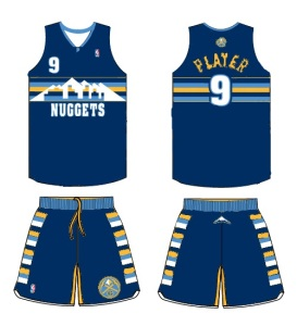 New Alternate Home Uniforms