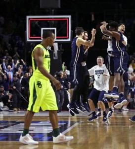 NCAA Yale Baylor Basketball