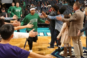 Boston Celtics' Guard Isaiah Thomas Wrote A Letter