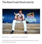 article link: https://thecola.net/casey-s-gutting/the-real-crash-davis-sorta/