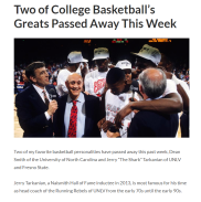 article link: https://thecola.net/casey-s-gutting/two-of-college-basketballs-greats-passed-away-this-week/